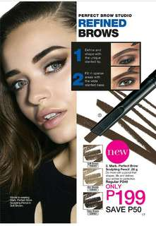 MARK. PERFECT BROW SCULPTING PENCIL .28 G