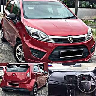 SAMBUNG BAYAR / CONTINUE LOAN  PROTON IRIZ 1.3 AUTO  1 OWNER