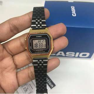 CASIO GOLDBLACK MINI