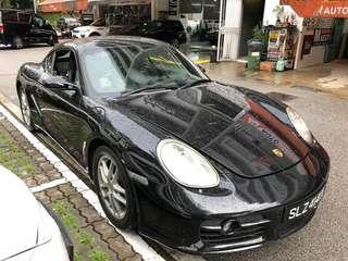 Caymen 2008 RM39,000 CASH