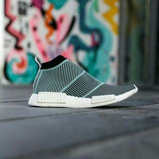 NMD CS1 PARLEY PrimeKnit LIMITED! city sock nmd | 100% ORIGINAL