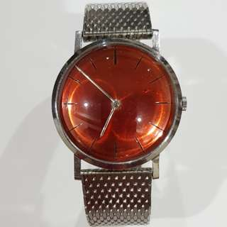 Vintage GP Dress Watch