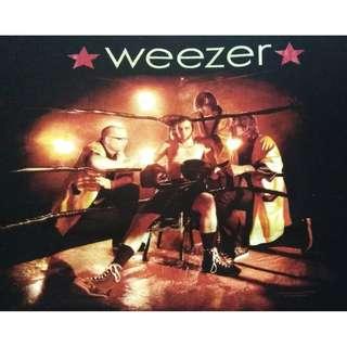 Tee Weezer - Summer Tour 2009