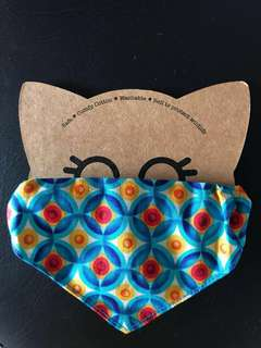 Cat Bandana with Adjustable Strap
