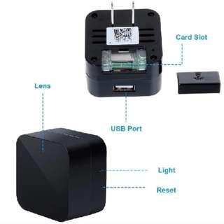 (BNIB) 1080p Spycam