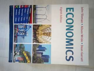Economics book eighth edition