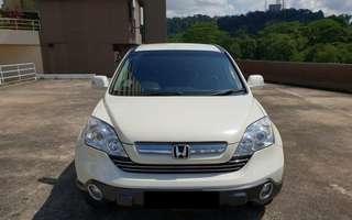Honda crv 2.4 auto sunroof 2008/09 RM15,000