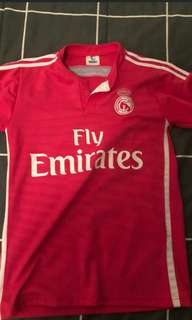 Real Madrid soccer top
