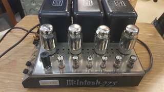 McIntosh 275 commemorative edition w volume control