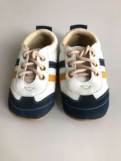 Baby boy shoes prewalker