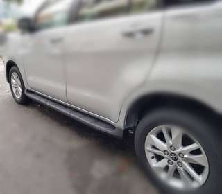 INNOVA 2017 RUNNING BOARD (MADE IN THAILAND)