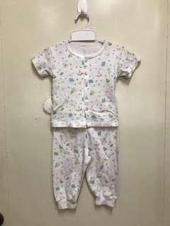 Rustan's Baby Club Pajama Set