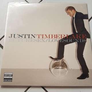 Justin Timberlake futuresexlovesounds vinyl