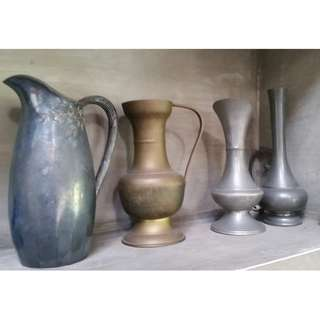 Assorted Antique Silverware
