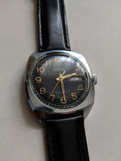 Vintage Raketa watch