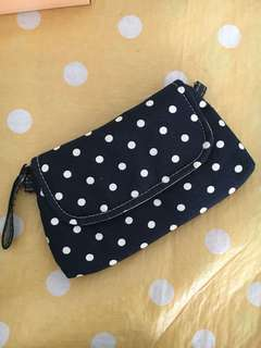 Pouch Purse with zip