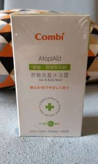 Combi atopiaid hair and body wash