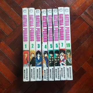 Rurouni Kenshin / Satria Pedang manga [BM]