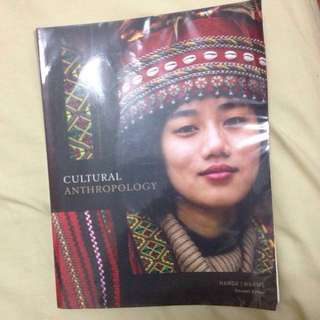 [Reduced price] Cultural Anthropology Textbook Eleventh Edition