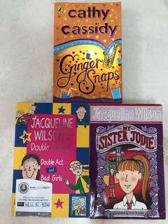 Children books - $10 for a set