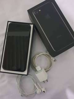 RUSH! Repriced iPhone 7 256GB Jet Black