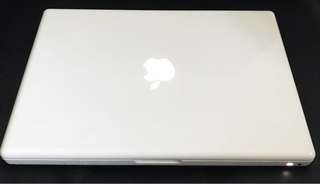 MacBook 2008 white 13""