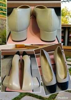 Italian 1-inch heels EU38