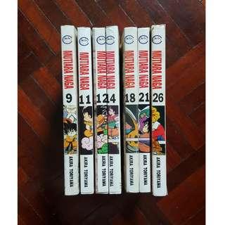 Dragon Ball / Mutiara Naga Manga [BM]