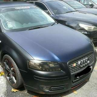 Audi A3  1.8 AUTO turbo 2008 RM8,500 CASH .