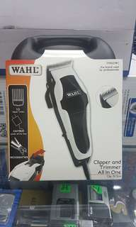 WAHL CLIPPER & TRIMMER