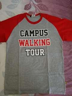 Campus Walking Tour Tshirt Tee