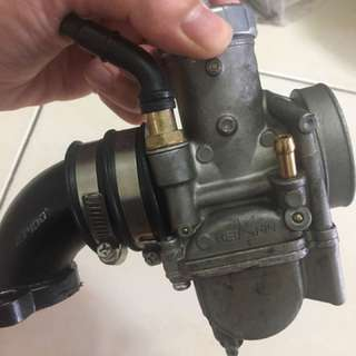 HONDA NSR RACING CARBURETOR / CARBO for ex5