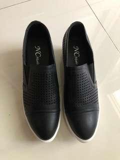 Bangkok platform shoes wedges heels sneakers