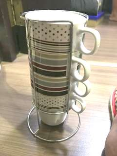 4pcs cups