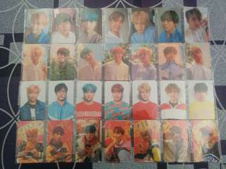 [WTS] BTS Albums & DVD's Duplicate Photocards
