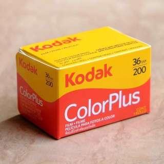 Kodak菲林35mm現貨