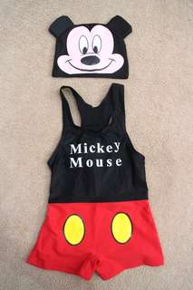 Mickey mouse swimsuit