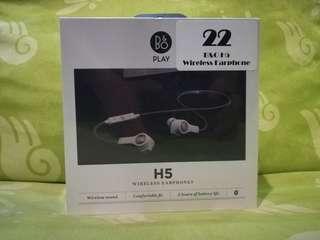B&O H5 無線藍芽耳機