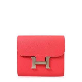 Hermes Constance Bifold Wallet