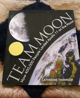 Info book Team Moon