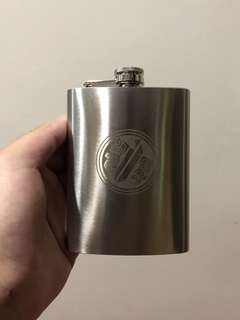 🚚 Hip Flask 酒瓶 水瓶 復古