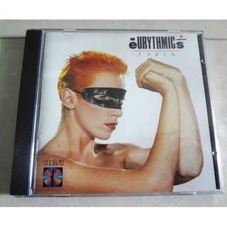 Eurythmics CD Touch 1983 Album Germany Release