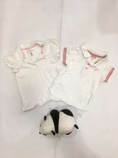 L.O.G.G.S. and Juniors Polo Shirt for Baby Girls