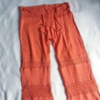 Boho Summer Pants