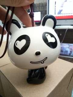 🚚 可愛熊熊陶瓷風鈴🎐全新歡迎換物