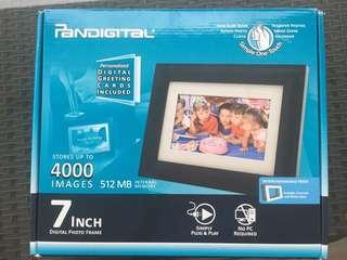 Pandigital Digital Photo Frame - Brand New in Box