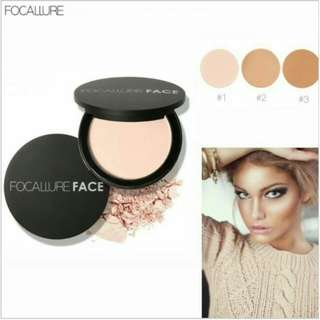 Pressed powder focallure