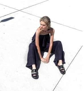 Staple The Label sz S linen pants