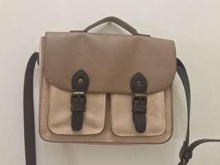 Preloved Bershka Bag Pink