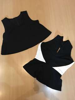 New black tops